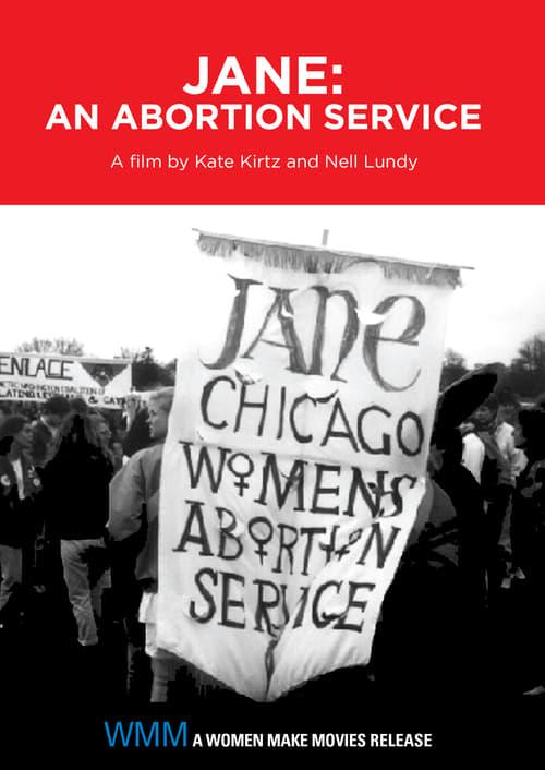 Regarder Jane: An Abortion Service (1995) le film en streaming complet en ligne