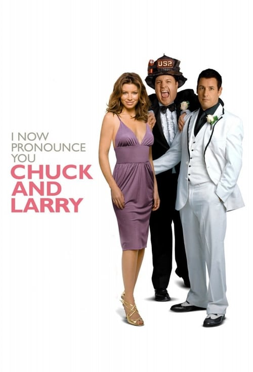 Ked si Chuck bral Larryho