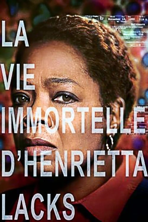 The Immortal Life of Henrietta Lacks (2017) Poster