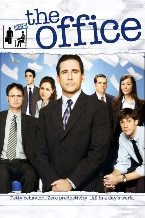 Cover of the Season 3 of The Office