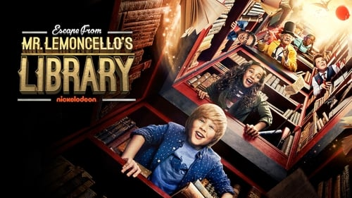 Escape from Mr. Lemoncello's Library (2017) Watch Full Movie Streaming Online