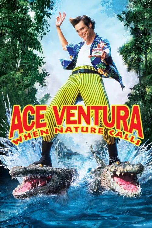 Ace Ventura: Volanie divočiny