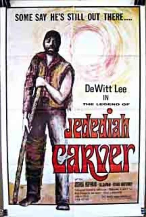 The Legend of Jedediah Carver 1976
