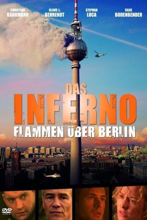 Plamene nad Berlínom