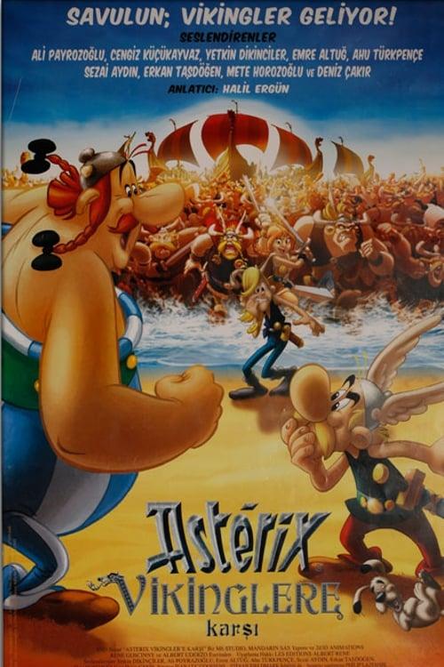 Asteriks Vikinglere Karşı
