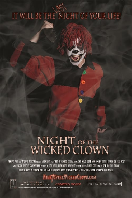 Watch Night of the Wicked Clown Online