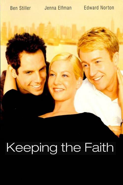 Kňaz, rabín a blondínka alebo keď sa traja majú radi