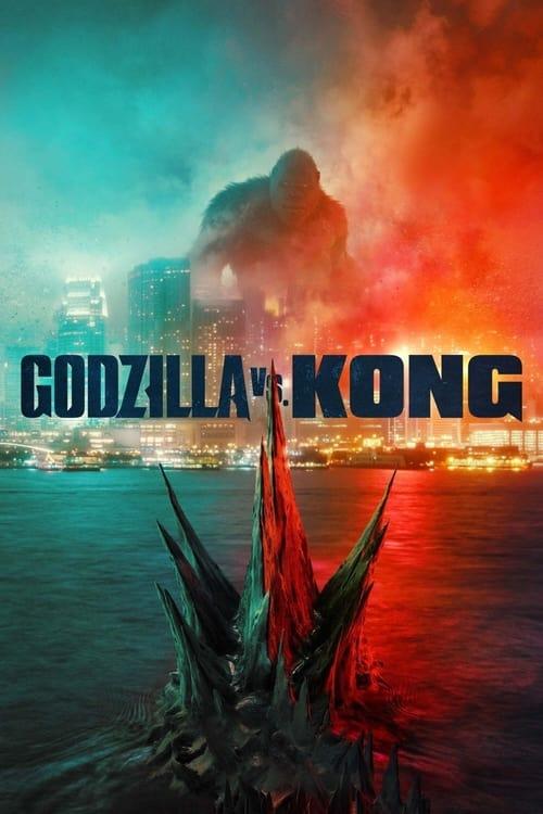 Filme Godzilla vs. Kong Dual Áudio 2021 – FULL HD 720p | 1080p | 2160p 4K - Download