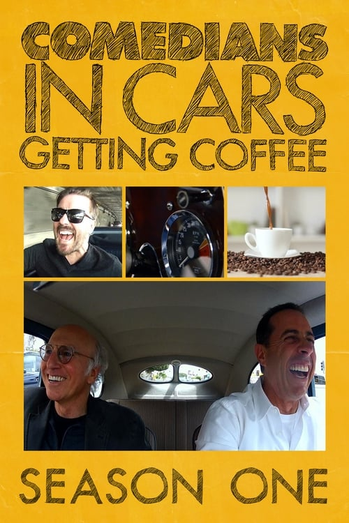 Cover of the Season 1 of Comedians in Cars Getting Coffee