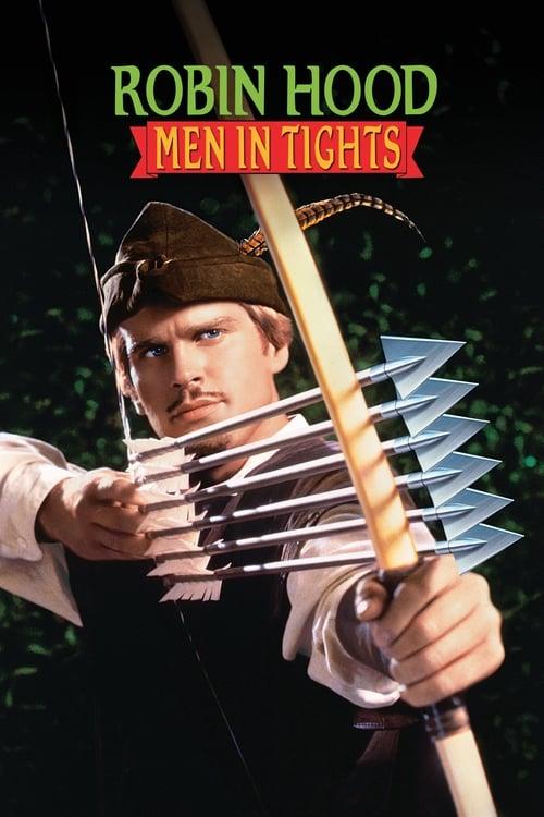 Blaznivy pribeh Robina Hooda