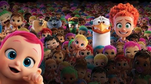 Storks (2016) Watch Full Movie Streaming Online