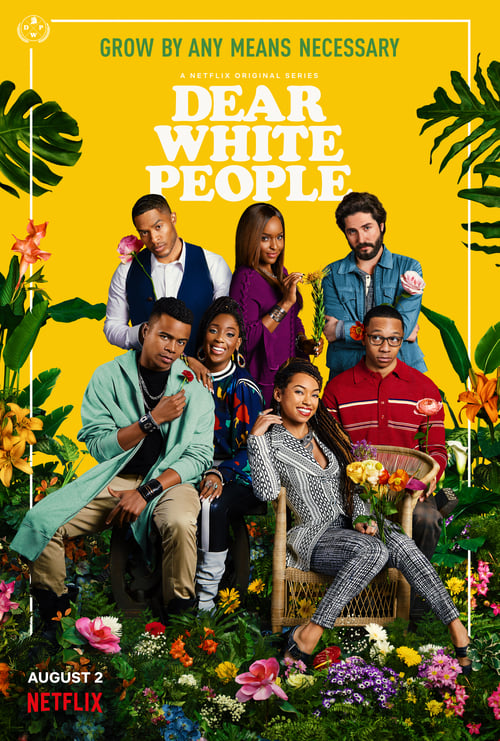 Cover of the Season 3 of Dear White People