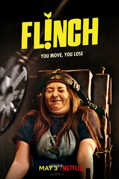 Cover of the Season 1 of Flinch