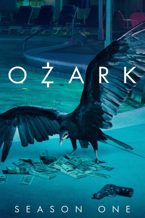 Cover of the Season 1 of Ozark