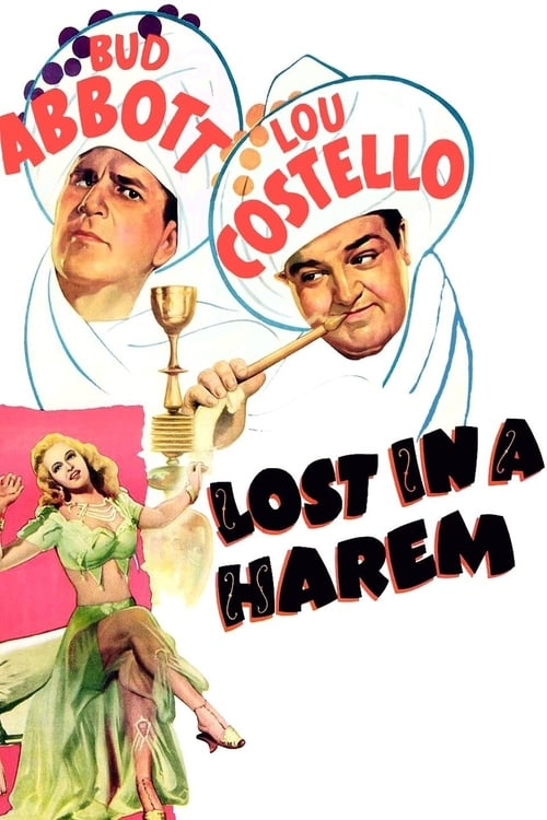 watch Lost in a Harem full movie online stream free HD