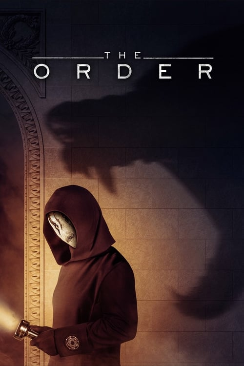 Cover of the Season 1 of The Order