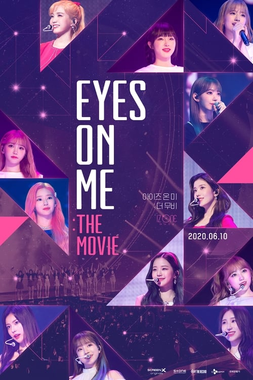 Watch Eyes on Me: The Movie Online