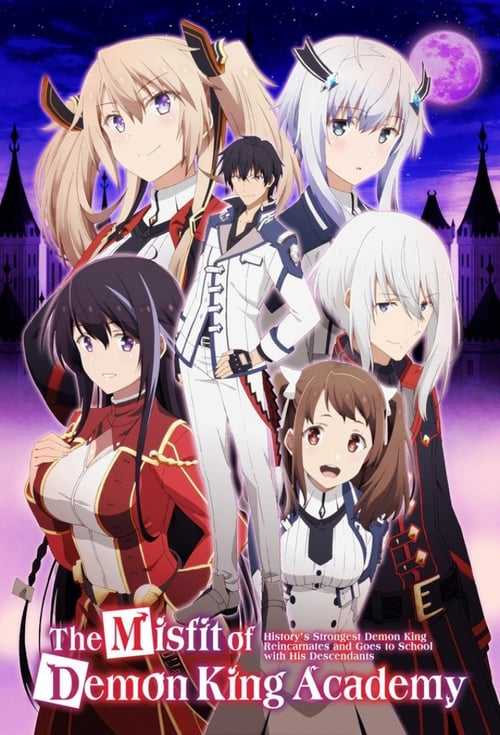 Watch The Misfit of Demon King Academy Online