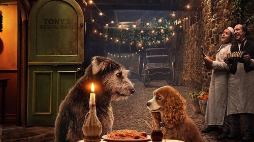 Lady and the Tramp (2019) Watch Full Movie Streaming Online