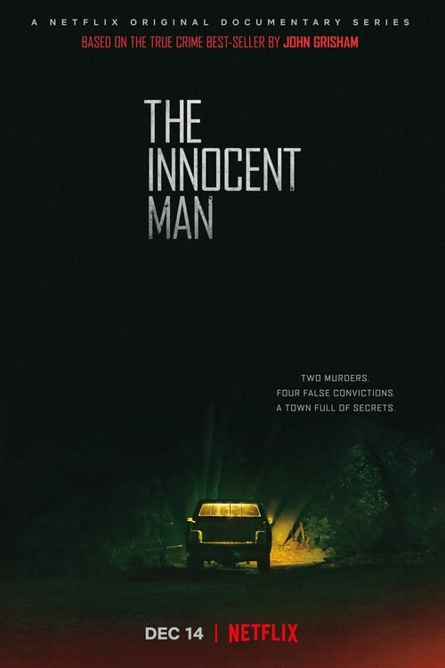 Cover of the Season 1 of The Innocent Man