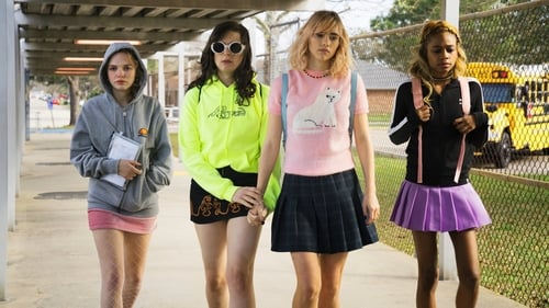 Assassination Nation (2018) Watch Full Movie Streaming Online