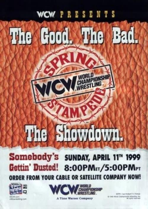 WCW Spring Stampede 1999