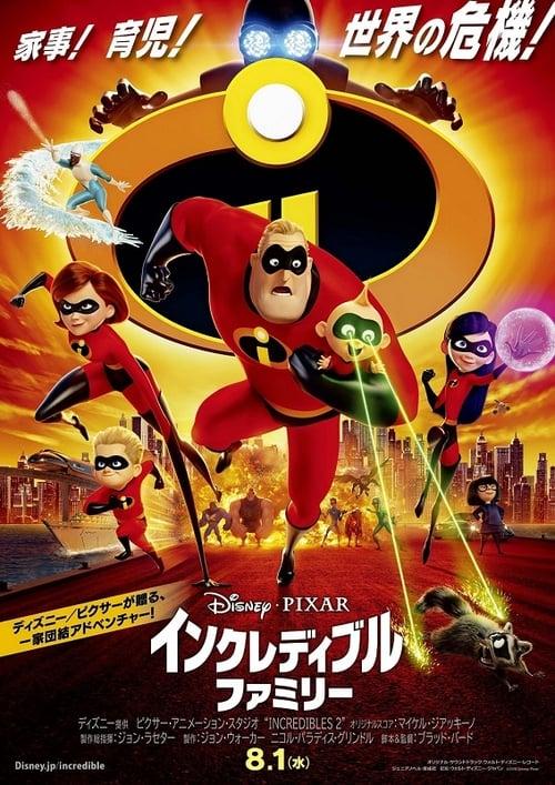 インクレディブル・ファミリー (2018) Watch Full Movie Streaming Online