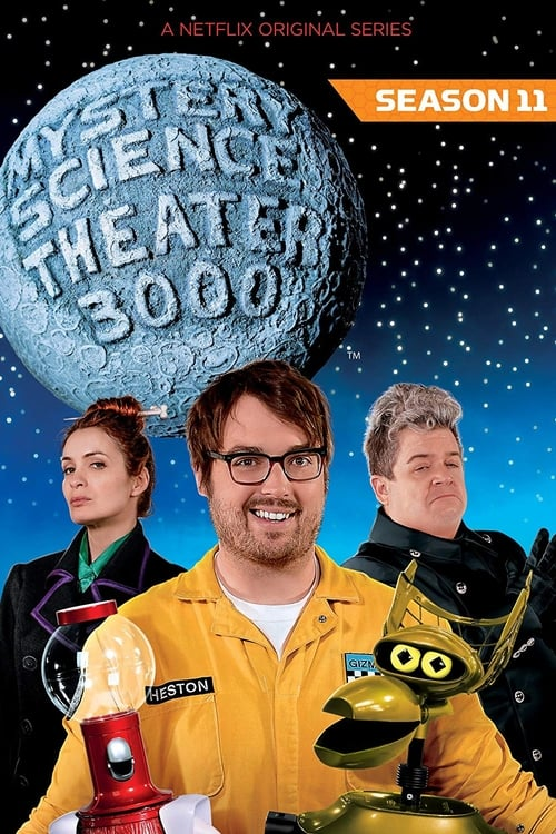 Cover of the Season 1 of Mystery Science Theater 3000: The Return