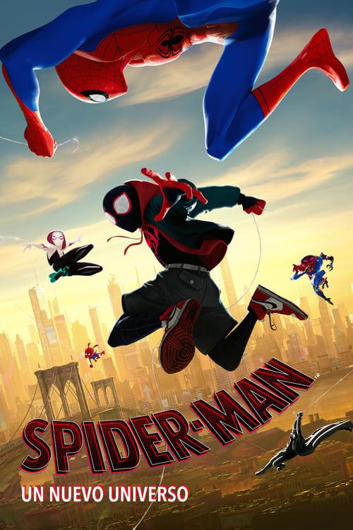 Spider-Man: Un nuevo universo (2018) Repelisplus Ver Ahora Películas Online Gratis Completas en Español y Latino HD