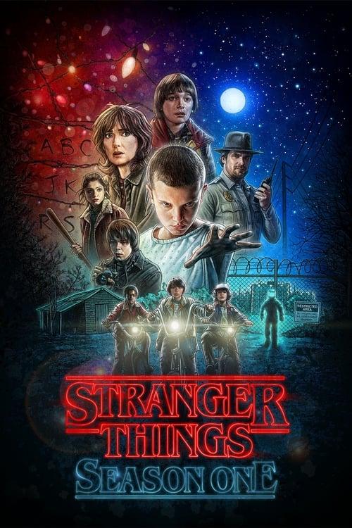Cover of the Stranger Things of Stranger Things