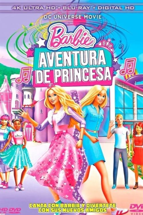 Barbie: Aventura de Princesa (2020) Repelisplus Ver Ahora Películas Online Gratis Completas en Español y Latino HD