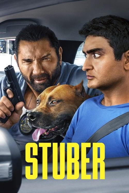 Stuber (2019) Poster