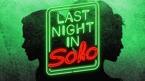 Last Night in Soho (2021) Película Completa en español Latino