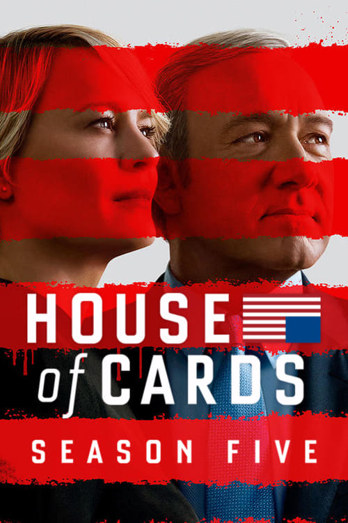 Cover of the Season 5 of House of Cards