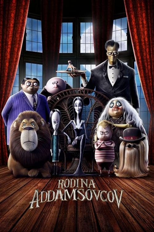 Rodina Addamsovcov