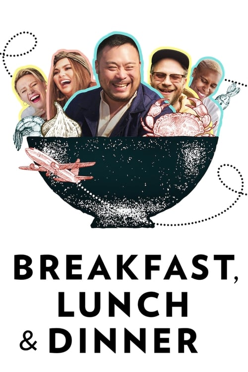 Cover of the Season 1 of Breakfast, Lunch & Dinner