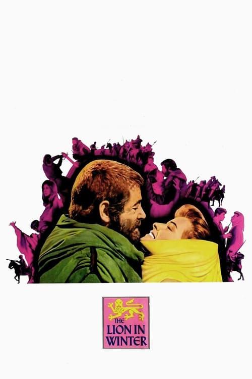 The Lion in Winter (1968) Teljes Film Magyarul Online HD