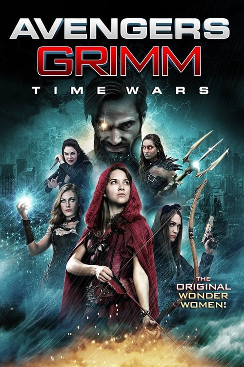 Avengers Grimm: Time Wars (2018) Watch Full HD Movie 1080p