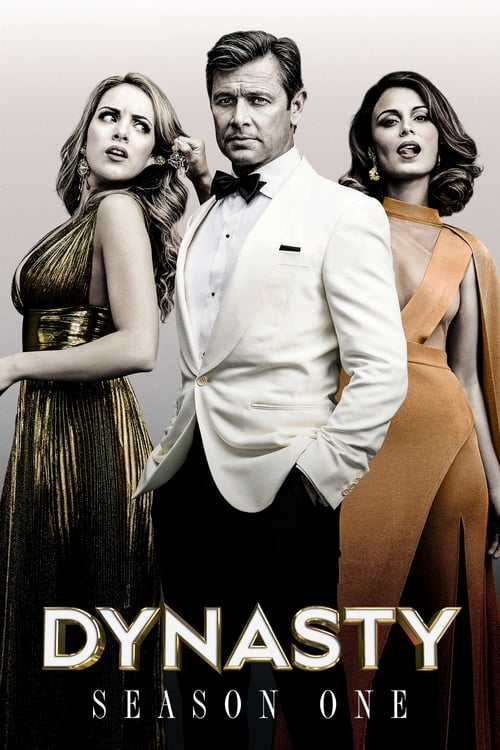 Cover of the Season 1 of Dynasty