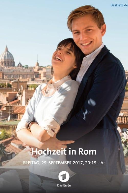 Hochzeit in Rom (2017) Poster