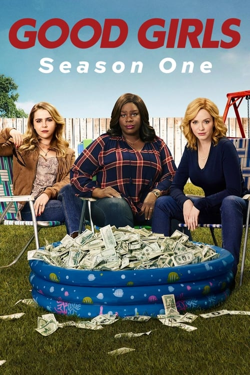 Cover of the Season 1 of Good Girls