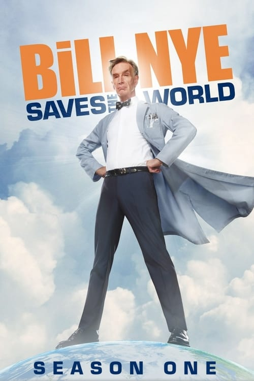 Cover of the Season 1 of Bill Nye Saves the World