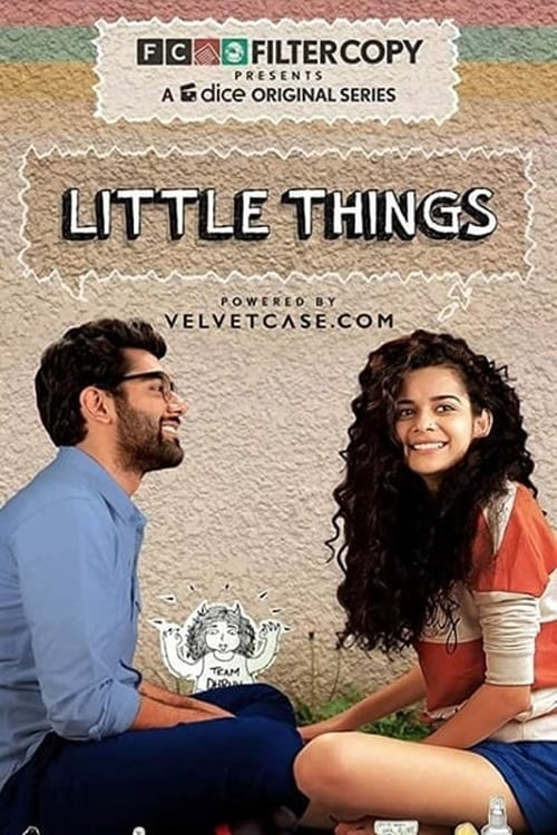 Cover of the Season 1 of Little Things