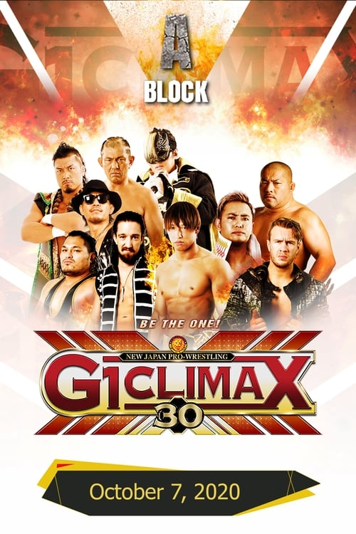 Watch NJPW G1 Climax 30: Day 13 Online