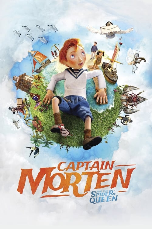 watch Captain Morten and the Spider Queen full movie online stream free HD