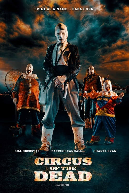 Watch Circus of the Dead Online