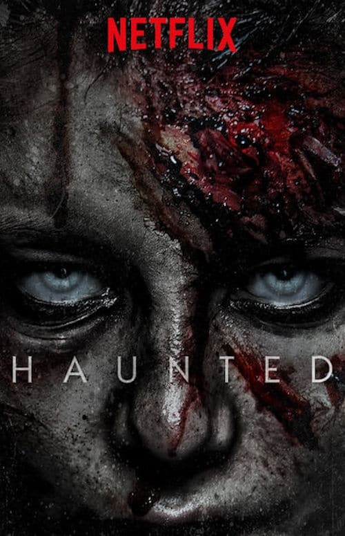 Cover of the Season 1 of Haunted