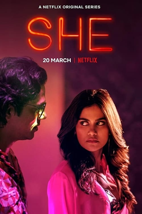 Cover of the Season 1 of She