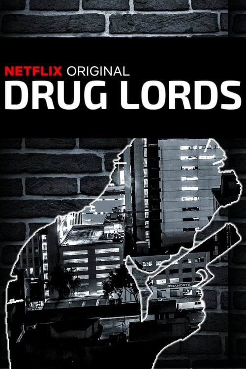Cover of the Season 2 of Drug Lords