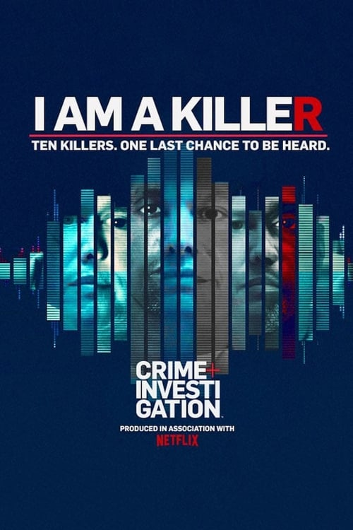Cover of the Season 1 of I Am a Killer